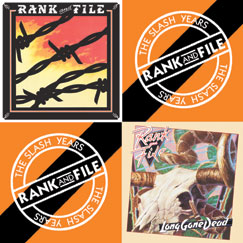 Rank and File CD cover