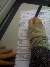 Grace votes
