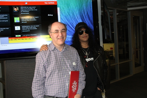 Stephen 'n' Slash